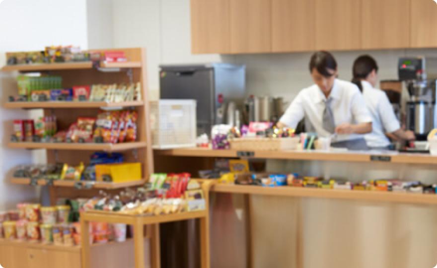 企業内カフェサービス