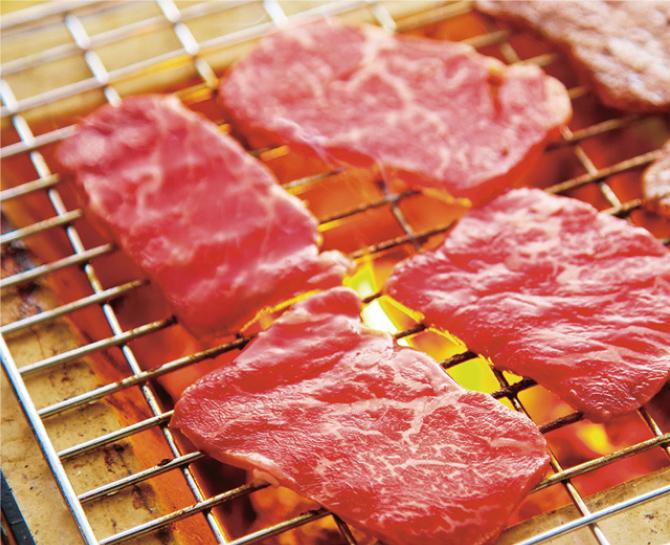 松阪牛 焼肉用バラ350g