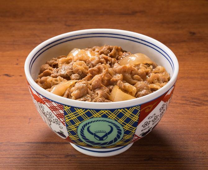 吉野家Nミニ牛丼の具15食