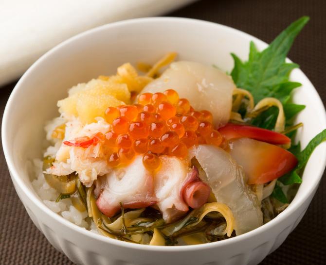 7種海鮮 松前漬(個食タイプ)