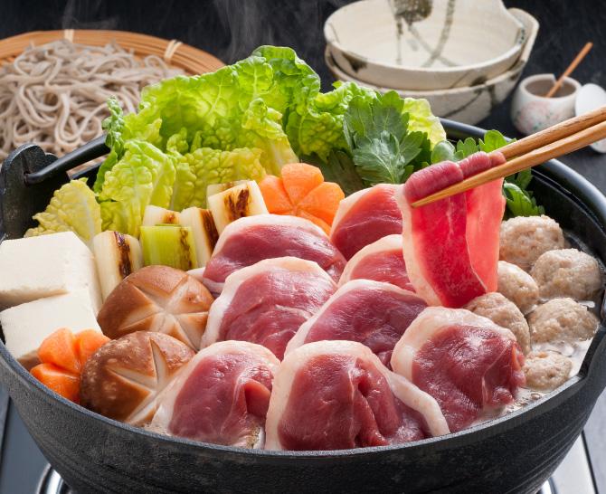 京都糸源 京の鴨鍋
