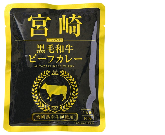 九州ご当地ビーフカレーセット(中辛)10食セット