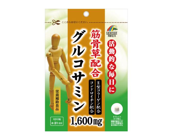筋骨草配合 グルコサミン